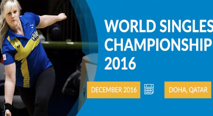 World Singles Championships 2016
