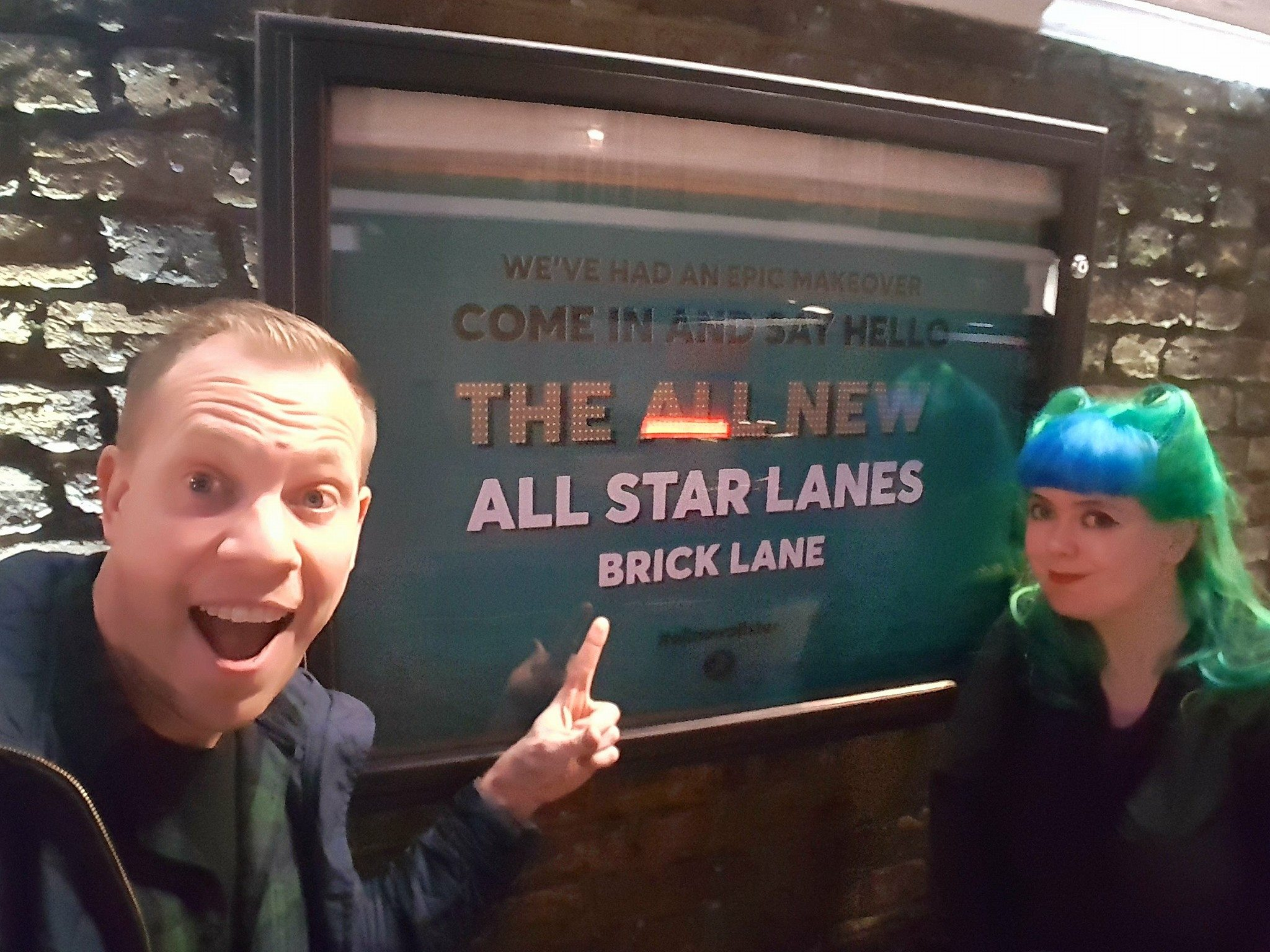 2803e5ba9c49 Talk Tenpin Visits The Refurbished All Star Lanes