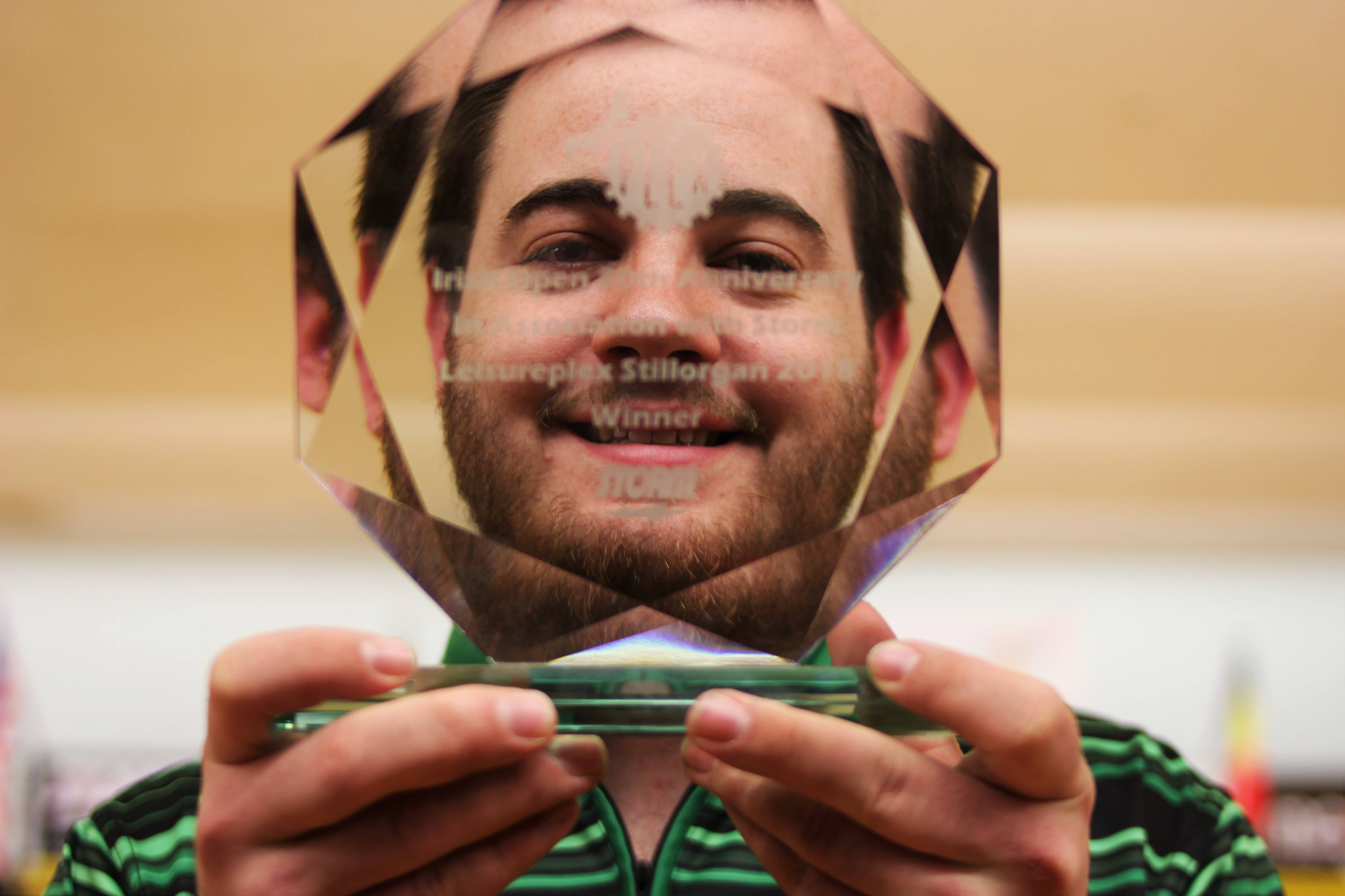 30th Irish Open Tenpin Championships in Association with