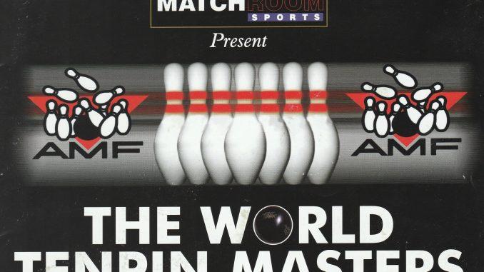 Flashback 1998 To The 1st Amf World Tenpin Masters Talk Tenpin